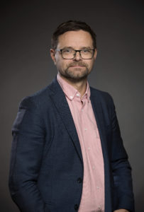 Portrait of Tom Bergqvist