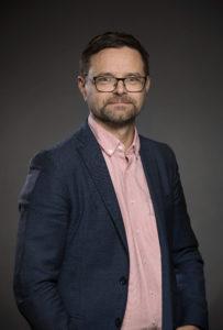 Portrait of Tom Bergqvist