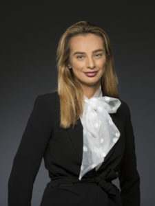 Portrait of Jelena Dogas