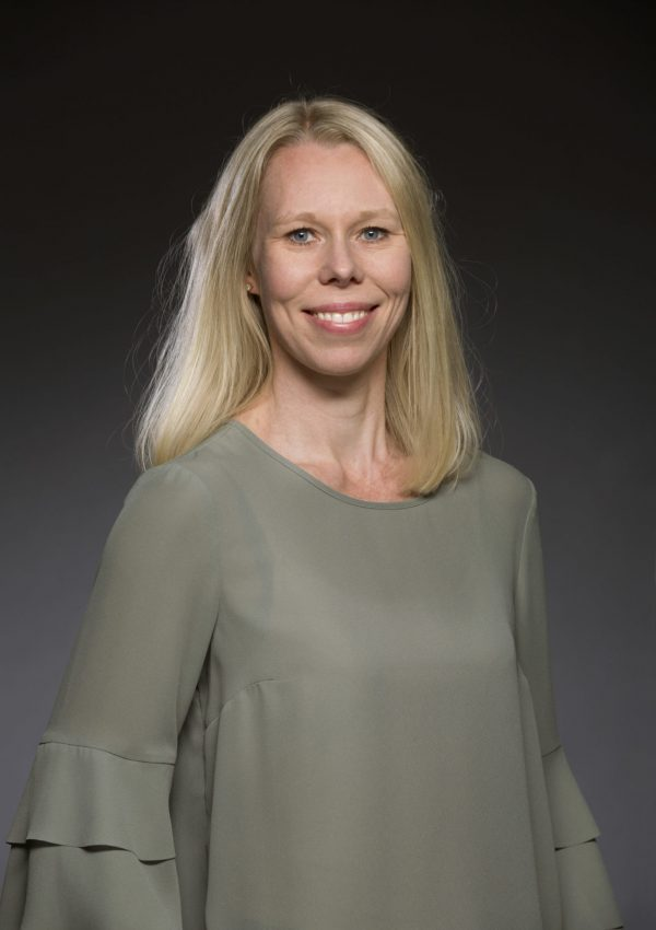 Portrait of Karin Tomin